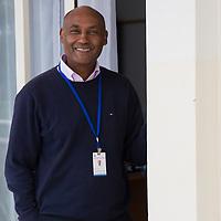 Zelalem, Dean of Hamlin College of Midwifery