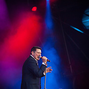 Tony Hadley at Rewind Scotland 2013