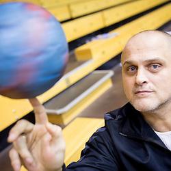 20131125: SLO, Handball - Portrait of ex-handball player Nenad Stojakovic