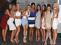 Love Island Ladies, Love Island - Wrap Party, Ministry of Sound, London UK, 14 July 2016, Photo by Brett D. Cove