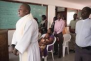 Worship in Kampala, Uganda