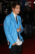 CANNES, FRANCE - JANUARY 28:  Justin Bieber attends the NRJ Music Awards 2012 at Palais des Festivals on January 28, 2012 in Cannes, France.  (Photo by Tony Barson Archive/FilmMagic)