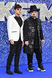 Boy George attending the Rocketman UK Premiere, at the Odeon Luxe, Leicester Square, London.Picture date: Monday May 20, 2019. Photo credit should read: Matt Crossick/Empics