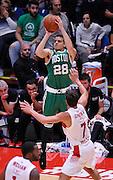 MILANO 6 OTTOBRE 2015<br /> NBA GLOBAL GAMES<br /> EA7 MILANO - BOSTON CELTICS<br /> NELLA FOTO RJ HUNTER<br /> FOTO CIAMILLO<br /> provvisorio