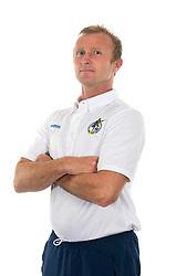Bristol Rovers Kit-man, Steve Yates - Photo mandatory by-line: Joe Meredith/JMP - Tel: Mobile: 07966 386802 12/08/2013 - SPORT - FOOTBALL - Bristol - Memorial Stadium -  Bristol Rovers - Team Photo - Npower League Two