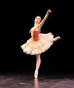 Emerging Dancer 2012 <br /> English National Ballet <br /> at the Queen Elizabeth Hall, Southbank, London, Great Britain <br /> 5th March 2012<br /> <br /> Nominees<br /> Nancy Osbaldeston<br /> <br /> Photograph by Elliott Franks