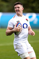 Tom Curry of England - Mandatory by-line: Robbie Stephenson/JMP - 08/03/2019 - RUGBY - England - Training session ahead of Guinness Six Nations match against Italy