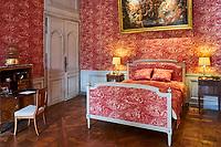 France, Saône-et-Loire (71), Saint Ambreuil, chateau de la Ferté de Saint Ambreuil // France, Saône-et-Loire (71), Saint Ambreuil, Ferté de Saint Ambreuil castle