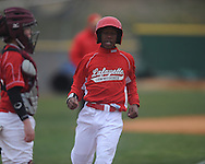 Lafayette Middle School's Donovan Hervey (3) vs. Marshall County in Oxford, Miss. on Thursday, February 28, 2013.