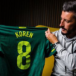 20200610: SLO, Football - Portrait of Robert Koren