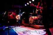 Nashville's The Ettes performing at Ciceros's in Saint Louis, Missouri. June 11th, 2011.