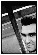 Morrissey, Salford,Greater Manchester 1985