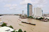 Chao Phraya River Thailand Bangkok