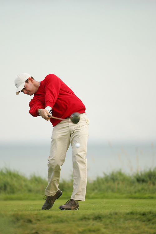 Rory Sabbatini..2004 PGA Championship.Second Round.Whistling Straits.Haven, WI.Friday, August 13 2004..photograph by Darren Carroll