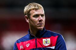 Bristol City assistant head coach Dean Holden - Mandatory by-line: Robbie Stephenson/JMP - 03/10/2018 - FOOTBALL - Aesseal New York Stadium - Rotherham, England - Rotherham United v Bristol City - Sky Bet Championship