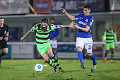 Eastleigh v Forest Green Rovers 100117
