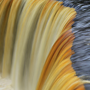 &quot;Flow of Golden Ribbons&quot;<br />