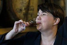 Scottish Conservatives European election visit Deanston Distillery, Doune, 15 May 2019