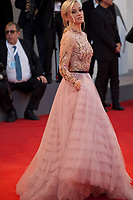 Actress Olivia Hamilton at the First Man Premiere, Opening Ceremony and Lifetime Achievement Award To Vanessa Redgrave at the 75th Venice Film Festival, Sala Grande on Wednesday 29th August 2018, Venice Lido, Italy.