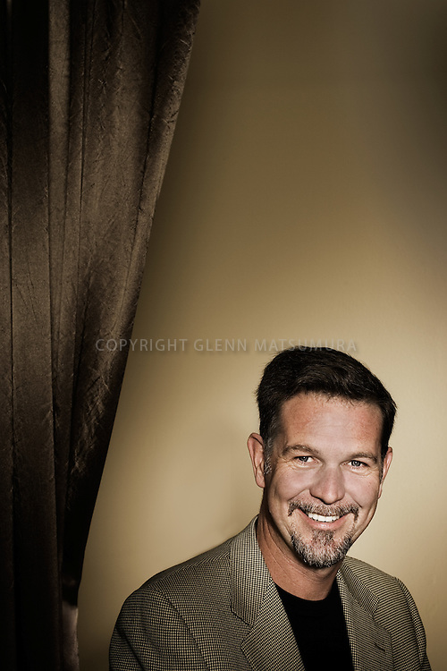 Reed Hastings, Netflix CEO