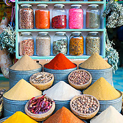 Spice stands