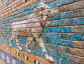 Ishtar Gate of Babylon, Pergamon Museum