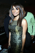 """Alicia Renae at The Russell Simmons and Spike Lee  co-hosted""""I AM C.H.A.N.G.E!"""" Get out the Vote Party presented by The Source Magazine and The HipHop Summit Action Network held at Home on October 30, 2008 in New York City"""