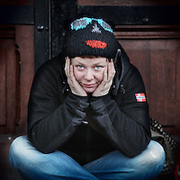Nederland, Amsterdam , 10 maart 2011..Filmregiseuse Nanouk Leopold van o.a. haar laatste film Browian movement..Foto:Jean-Pierre Jans