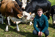 Hugh Fox Sheep Farmer