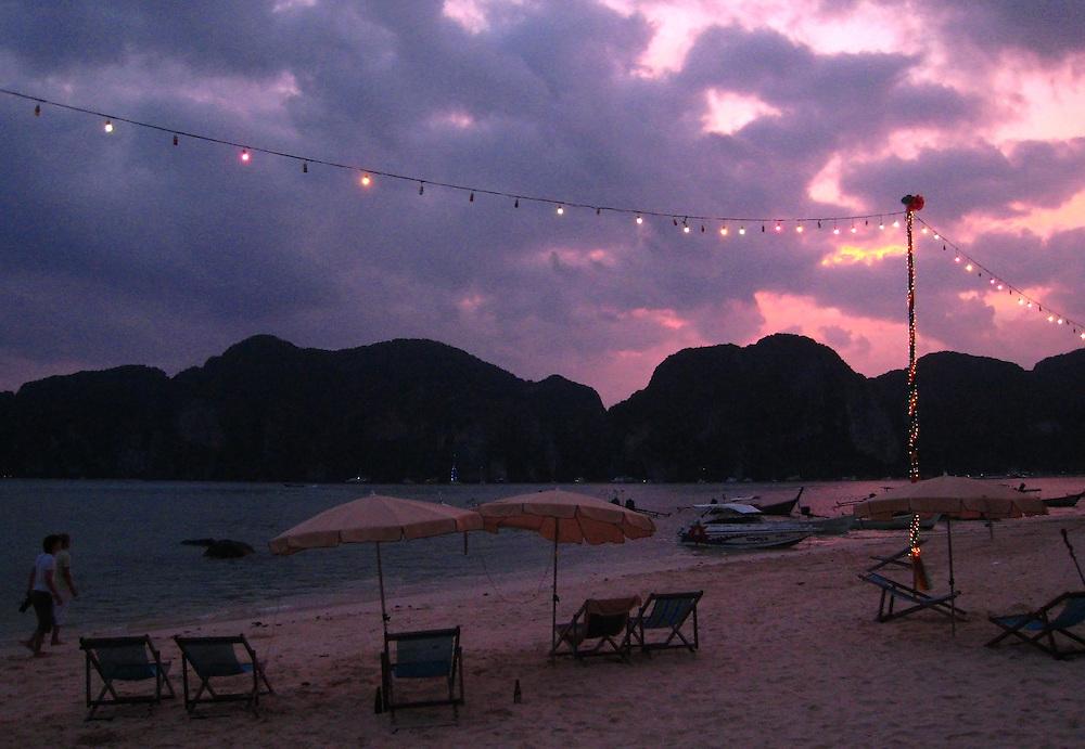 Phi Phi Island, Thailand. 2008