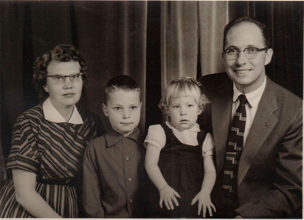Historic boman family photos