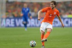 04-06-2014 NED: Vriendschappelijk Nederland - Wales, Amsterdam<br /> Nederland wint met 2-0 van Wales / Daley Blind