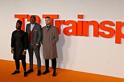22/01/17 trainspotting 2 world premiere fountainpark edinburgh. young fathers