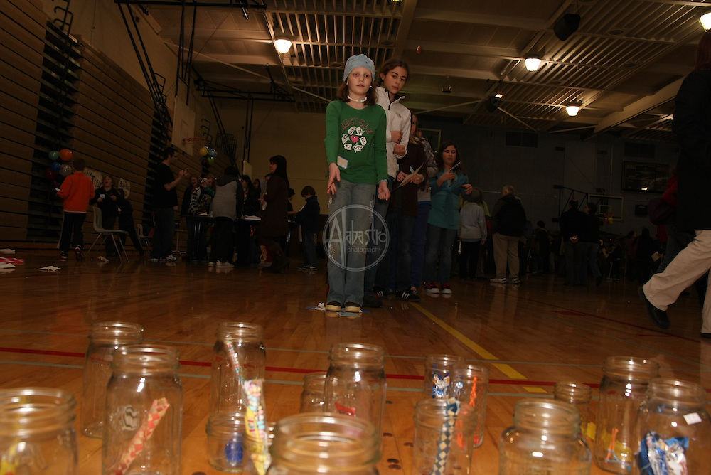 Penny Toss at HIMS Carnival Night 2010
