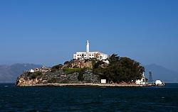 Alcatraz Island, Golden Gate National Recreation Area, San Francisco, California.