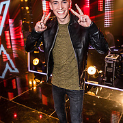 NLD/Hilversum/20170120 - 2de liveshow The Voice of Holland 2017, Thijs Pot