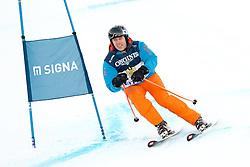 21.01.2017, Hahnenkamm, Kitzbühel, AUT, FIS Weltcup Ski Alpin, KitzCharity Trophy, im Bild Anton Seeber (Leitner) // during the KitzCharity Trophy of FIS Ski Alpine World Cup at the Hahnenkamm in Kitzbühel, Austria on 2017/01/21. EXPA Pictures © 2017, PhotoCredit: EXPA/ Serbastian Pucher
