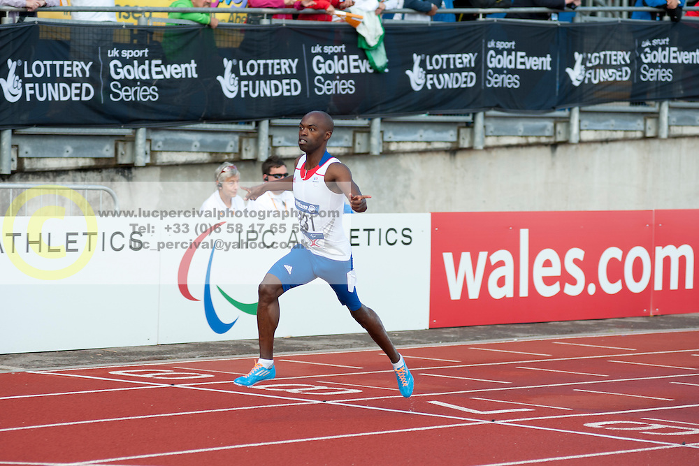 KAYITARE Clavel, 2014 IPC European Athletics Championships, Swansea, Wales, United Kingdom