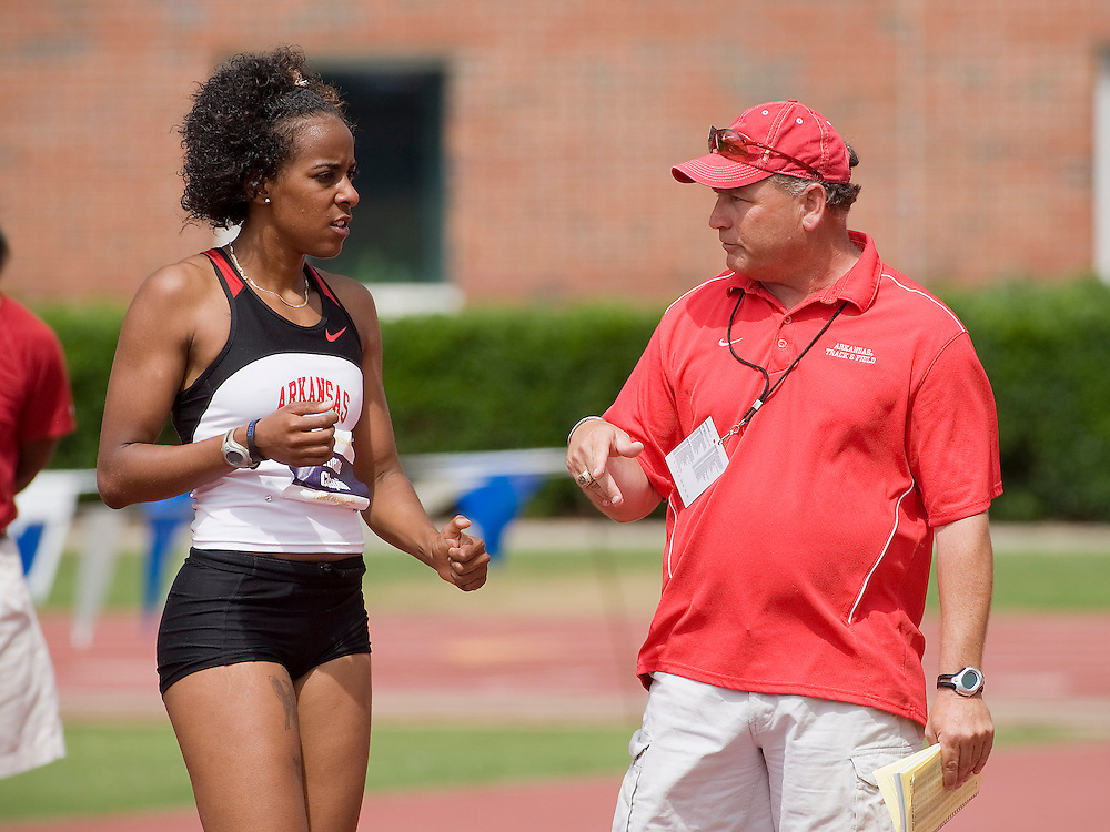 University of Arkansas Razorback Men's and Women's athletes action photos during the 2008-2009 season in Fayetteville, Arkansas....©Wesley Hitt.All Rights Reserved.501-258-0920.