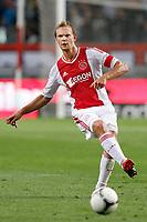 AMSTERDAM - 25-08-2012 - voetbal Eredivisie - Ajax - NAC, stadion Amsterdam Arena, Ajax speler Siem de Jong.