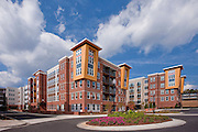 Architecture Photography in DC area of Post Park Apartments in Hyattsville Maryland by Jeffrey Sauers of Commercial Photographics