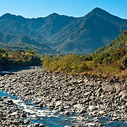 Nantzu Hsien River, Namasiya Township, Kaoshiung County, Taiwan