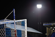 The Floodlights during the Sky Bet League 2 match between Portsmouth and York City at Fratton Park, Portsmouth, England on 24 November 2015. Photo by Adam Rivers.