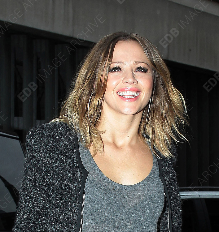 12.NOVEMBER.2012. LONDON<br /> <br /> GIRLS ALOUD AT THE STUDIOS OF BBC RADIO 1.<br /> <br /> BYLINE: EDBIMAGEARCHIVE.CO.UK<br /> <br /> *THIS IMAGE IS STRICTLY FOR UK NEWSPAPERS AND MAGAZINES ONLY*<br /> *FOR WORLD WIDE SALES AND WEB USE PLEASE CONTACT EDBIMAGEARCHIVE - 0208 954 5968*