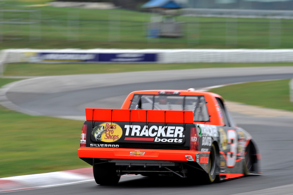 30 August - 1 September 2013, Bowmanville, Ontario Canada<br /> Ty Dillon<br /> &copy;2013, Scott R LePage<br /> LAT Photo USA