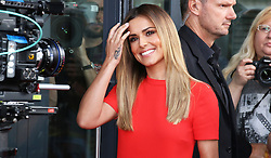 © Licensed to London News Pictures. 20/06/2014, UK. Cheryl Cole, The X Factor - London auditions photocall, Emirates Stadium, London UK, 20 June 2014. Photo credit : Richard Goldschmidt/Piqtured/LNP