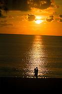 Romantic Stroll Along Seven Mile Beach in Grand Cayman