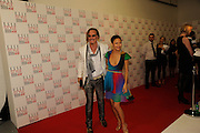 Mickey Rourke; Thandie Newton , The Elle Style Awards 2009, The Big Sky Studios, Caledonian Road. London. February 9 2009.  *** Local Caption *** -DO NOT ARCHIVE -Copyright Photograph by Dafydd Jones. 248 Clapham Rd. London SW9 0PZ. Tel 0207 820 0771. www.dafjones.com<br /> Mickey Rourke; Thandie Newton , The Elle Style Awards 2009, The Big Sky Studios, Caledonian Road. London. February 9 2009.