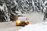 MOTORSPORT - WRC 2010 - RALLY SWEDEN - KARLSTAD (SWE) - 11 to 14/02/2010 - PHOTO : FRANCOIS BAUDIN / DPPI<br /> PETTER SOLBERG (NOR) / PHIL MILLS (GBR) - PETTER SOLBERG WRT - CITROEN C4 WRC - ACTION