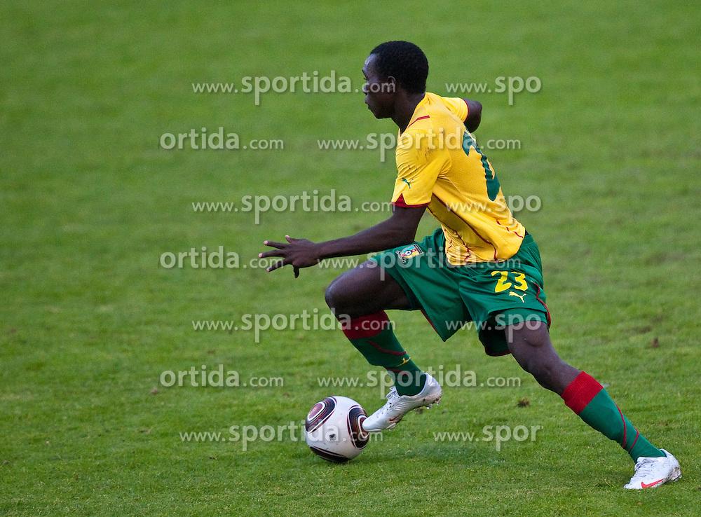 25.05.2010, Dolomitenstadion, Lienz, AUT, FIFA Worldcup Vorbereitung, Kamerun vs Georgien im Bild , EXPA Pictures © 2010, PhotoCredit: EXPA/ J. Feichter / SPORTIDA PHOTO AGENCY